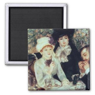 Aimant Pierre un Renoir   l'extrémité du déjeuner