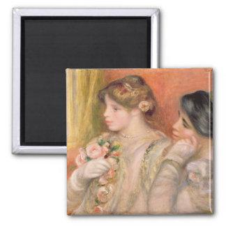 Aimant Pierre une La Loge de Renoir   Dans