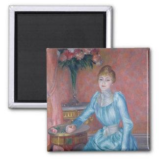 Aimant Pierre une Madame de Bonnieres de Renoir  