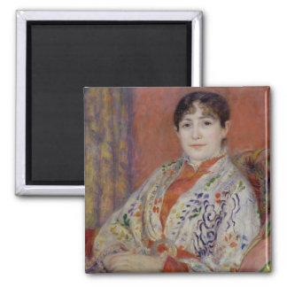 Aimant Pierre une Madame Heriot de Renoir  