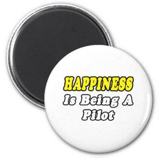 Aimant Pilote de bonheur…