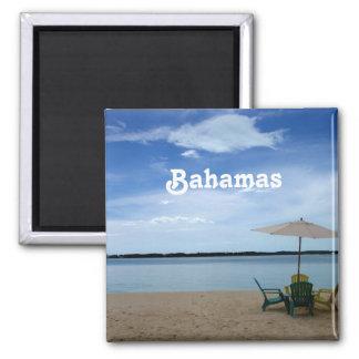 Aimant Plage de Bahama