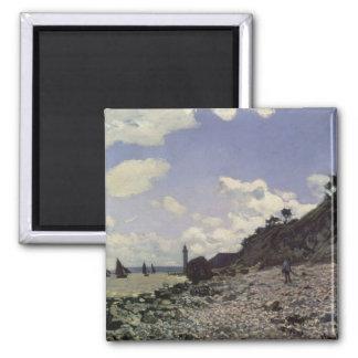 Aimant Plage de Claude Monet | chez Honfleur, 1864