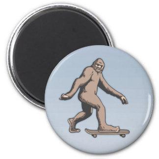 Aimant Planche à roulettes de Bigfoot