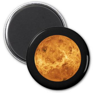 Aimant Planète Vénus vu de l'espace photographique