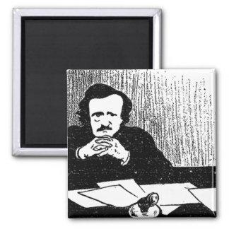 Aimant Poe songeur
