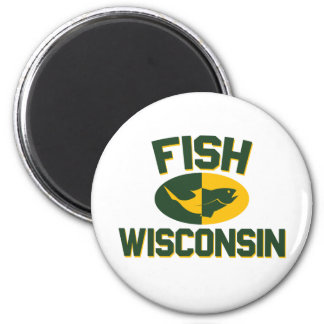 Aimant Poissons le Wisconsin