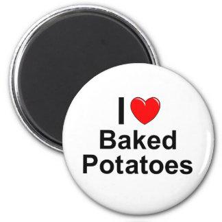 Aimant Pommes de terre cuites au four