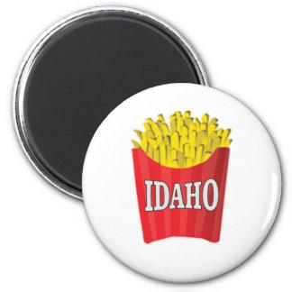 Aimant pommes frites de l'Idaho