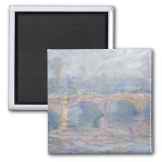 Aimant Pont de Claude Monet | Waterloo, Londres, au