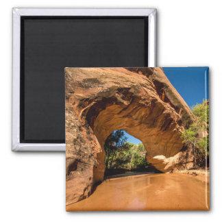 Aimant Pont naturel de coyote - coyote Gulch - Utah