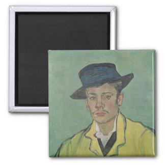 Aimant Portrait de Vincent van Gogh | d'Armand Roulin,