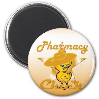 Aimant Poussin #10 de pharmacie