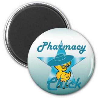 Aimant Poussin #7 de pharmacie