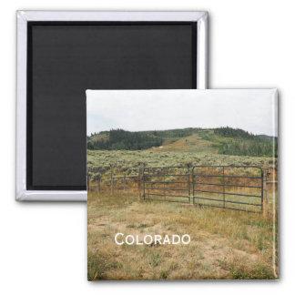 Aimant Prairie du Colorado