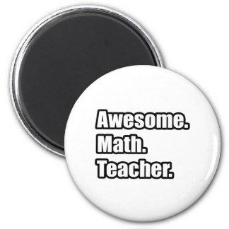 Aimant Professeur de maths impressionnant