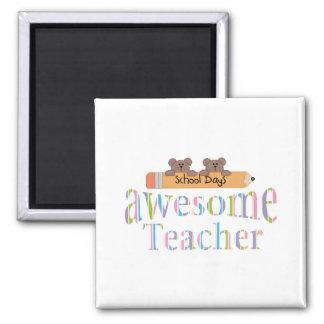 Aimant professeur impressionnant