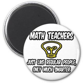 Aimant Professeurs de maths… comme les personnes