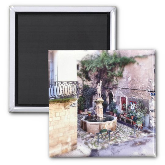 Aimant Provence village: Forcalquier