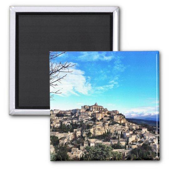 Aimant Provence village: Gordes