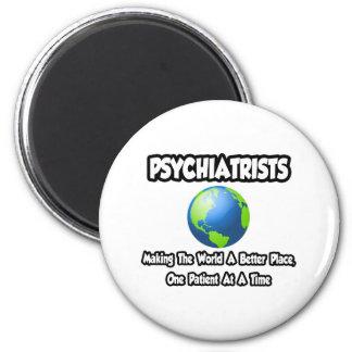 Aimant Psychiatres… faisant au monde un meilleur endroit