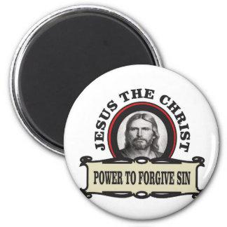 Aimant puissance de pardonner le jc de péché