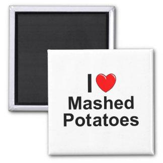 Aimant Purée de pommes de terre