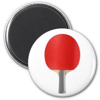 Aimant Raquette de ping-pong