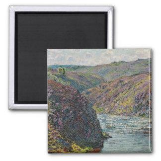 Aimant Ravins de Claude Monet | de la Creuse
