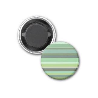 Aimant Rayures horizontales de vert olive
