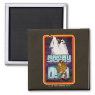Aimant Recherche de fantôme de Scooby-Doo | hirsute et
