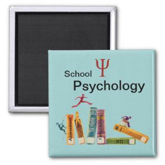 Aimant Recherche en matière de psychologie d'école pour