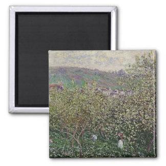 Aimant Récolteuses de fruit de Claude Monet |, 1879