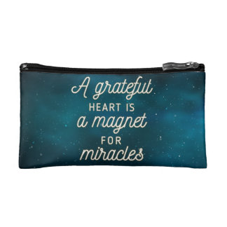 Aimant reconnaissant de coeur pour le sac