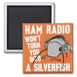 Aimant recruteur de RADIO-AMATEUR de réassurance