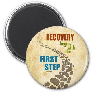 Aimant Récupération, la première étape (l'étape 12,