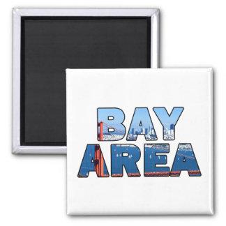Aimant Région de Baie de San Franciso