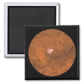 Aimant Région de mare australe de Mars