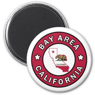 Aimant Région la Californie de baie