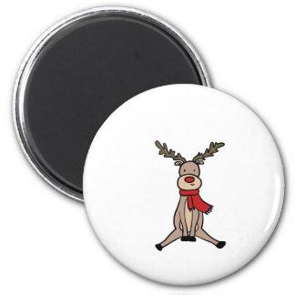 Aimant RENNE MIGNON, Rudolph