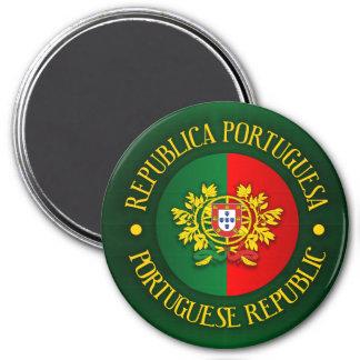 Aimant République portugaise