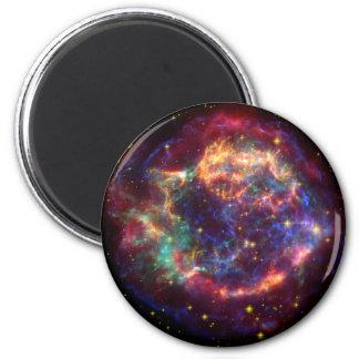 Aimant Reste de supernova de galaxie de Cassiopeia