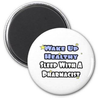 Aimant Réveillez… le sommeil sain avec un pharmacien