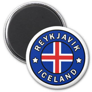 Aimant Reykjavik Islande