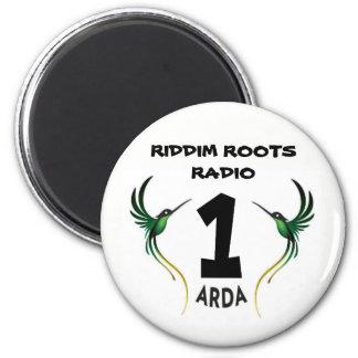 Aimant Riddim enracine l'aimant de réfrigérateur d'Arda