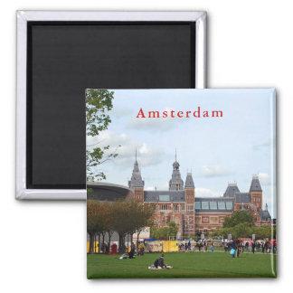 Aimant Rijksmuseum à Amsterdam