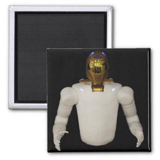 Aimant Robonaut 2, un adroit, hel 5 d'astronaute de