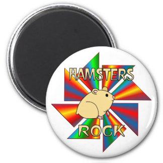 Aimant Roche de hamsters