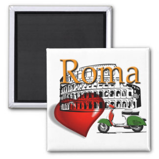 Aimant Rome in my Heart