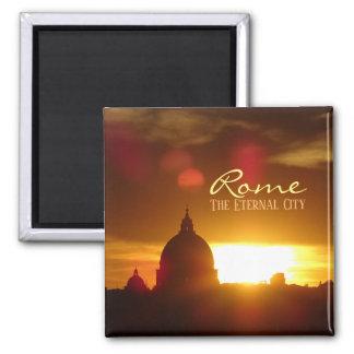 Aimant Rome, la ville éternelle